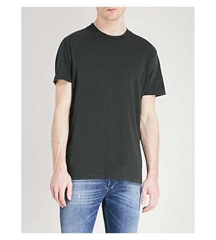 DIESEL Joey cotton-jersey T-shirt (Black