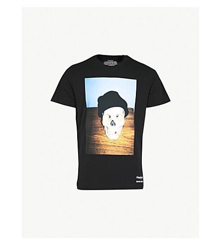 DIESEL T-Joesk cotton-jersey T-shirt (Black