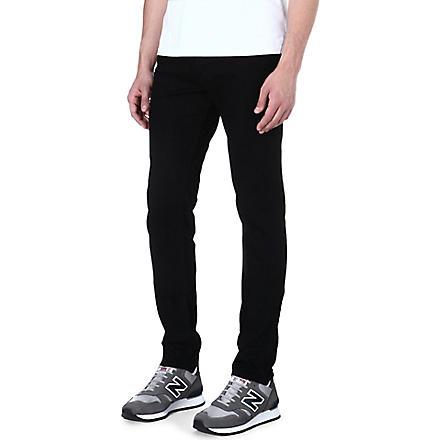 DIESEL Sleenker slim-fit skinny jeans (02 (black)
