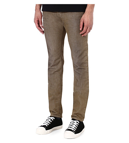 DIESEL Sleenker slim-fit skinny jeans (79e (brown)