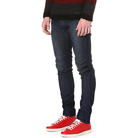DIESEL Sleenker slim-fit skinny jeans (81e (blue)