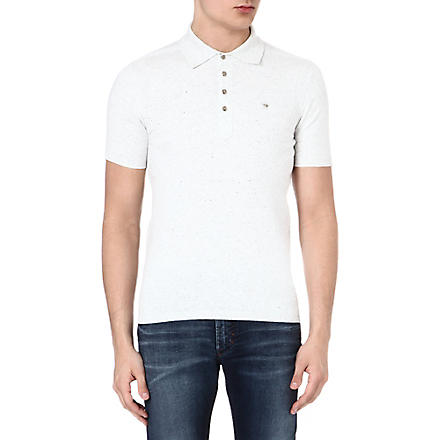 DIESEL K Chameli polo shirt (100+(white)