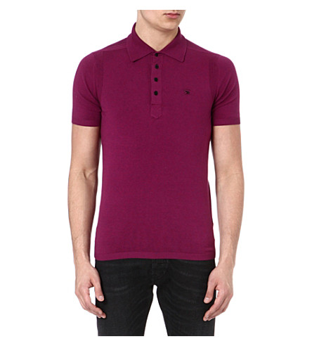 DIESEL K Chameli polo shirt (62v (purple)