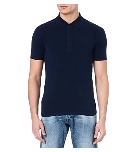 DIESEL K Chameli polo shirt (86g (blue)
