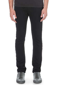 DIESEL Train-Thavar-c cotton-jersey jogging bottoms