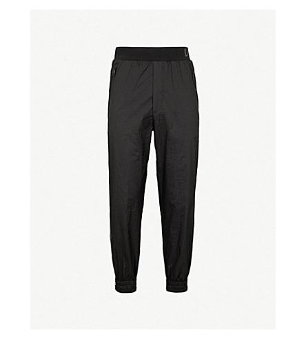 DIESEL P-City shell jogging bottoms (Black