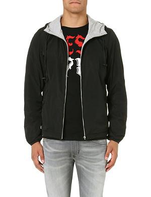 DIESEL J-larbi reversible jacket