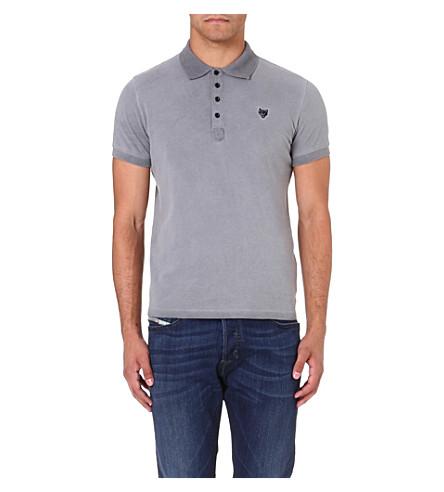 DIESEL T-Dada polo shirt (Grey