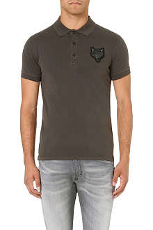 DIESEL T-naki cotton polo shirt
