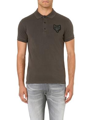 DIESEL T-naki cotton polo shirt