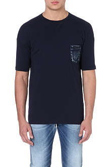 DIESEL T-dara cotton t-shirt