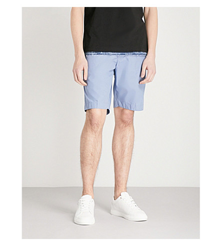 DIESEL Chidrive cotton shorts (Infinity