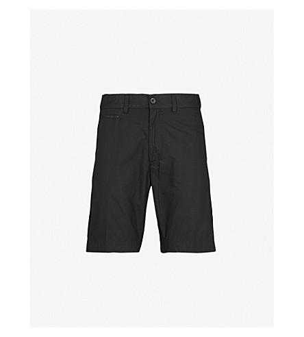 DIESEL Chidrive cotton shorts (Black