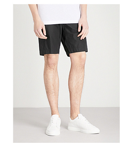 DIESEL Chidrive cotton shorts (Black