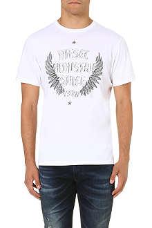 DIESEL T-nitare cotton-jersey t-shirt
