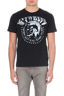 DIESEL T-bert cotton-jersey t-shirt