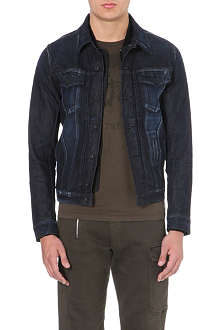 DIESEL Elshar HPD stretch-denim jacket