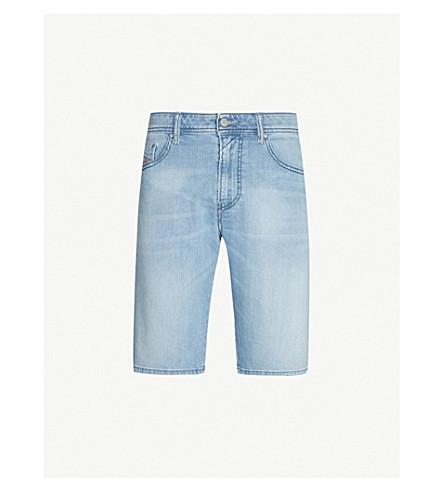 DIESEL Thoshort stretch-denim shorts (Denim