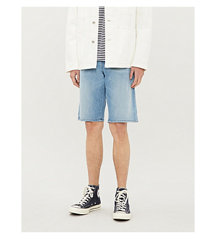 DIESEL Thoshort stretch-denim shorts (Denim