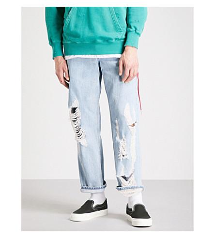 DIESEL Dagh regular-fit straight-leg jeans (Denim