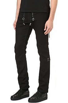 DIESEL Tribute slim-fit sweat jeans