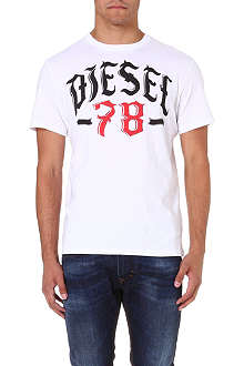DIESEL T-lonad cotton-jersey t-shirt