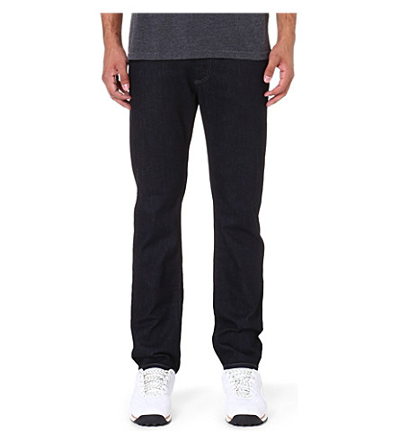 DIESEL 克星0607A 常规版型锥形牛仔裤 (蓝色