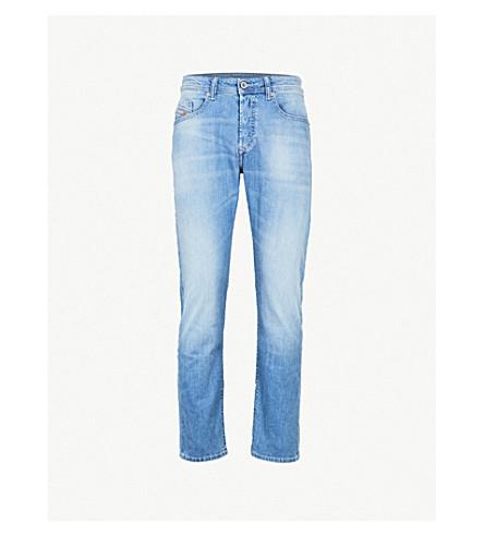DIESEL Buster slim-fit tapered jeans (Denim