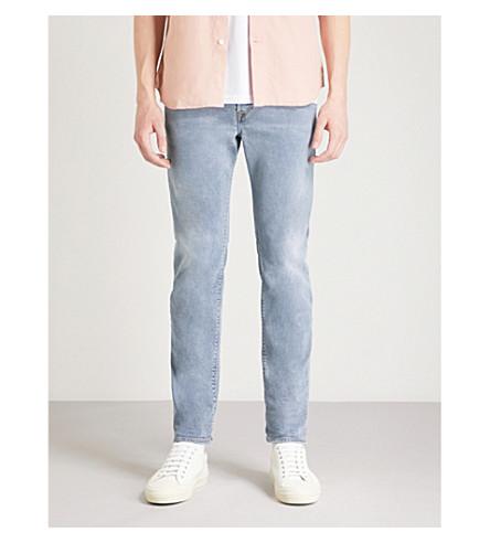 DIESEL Buster L.30 stretch-denim jeans (Grey black