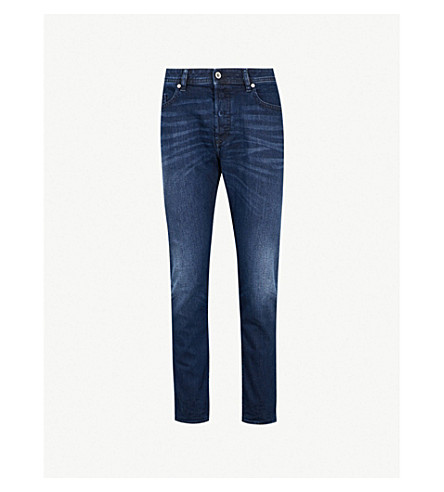 DIESEL Buster regular-fit straight jeans (Indigo