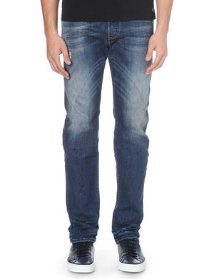 DIESEL Buster regular slim-fit straight jeans 32