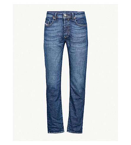 DIESEL Buster slim-fit straight jeans (Denim