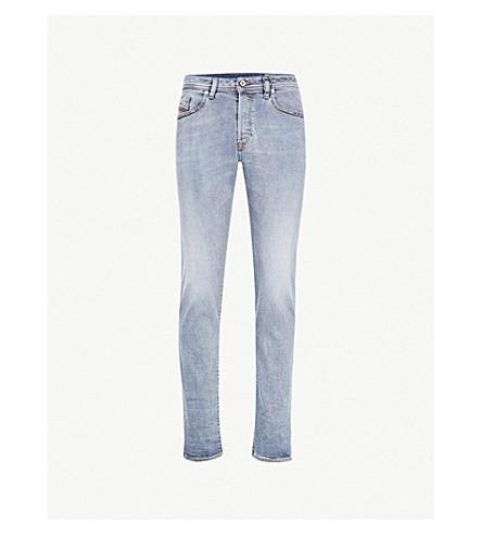 DIESEL Buster slim-fit denim jeans (Grey