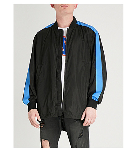 DIESEL J-Squat shell jacket (Black
