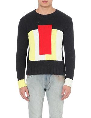 DIESEL K-echu sweater