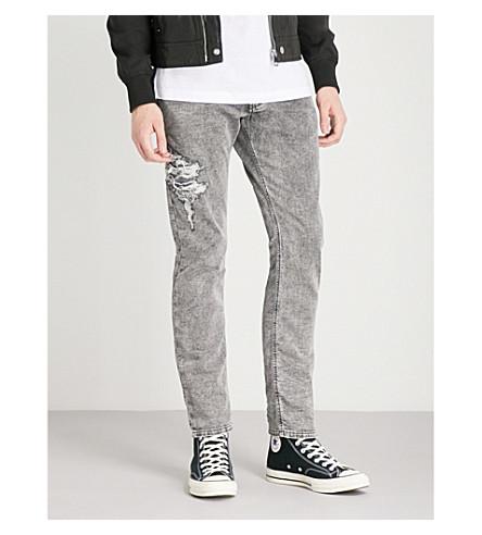 DIESEL Krooley slim-fit skinny jeans (Denim+grey
