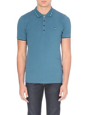 DIESEL T-etienne shirt cotton polo shirt
