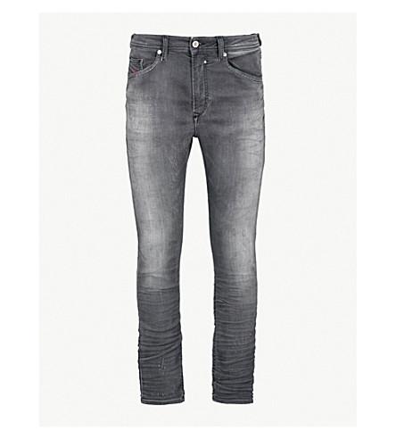 DIESEL Spender-Ne slim-fit skinny jeans (Dark+grey+black