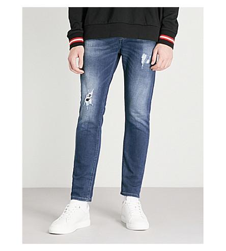 DIESEL Spender-Ne sweat jogg jeans (Denim