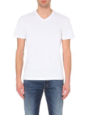 DIESEL Therapon cotton-jersey t-shirt