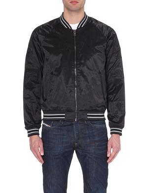 DIESEL J-soter bomber jacket