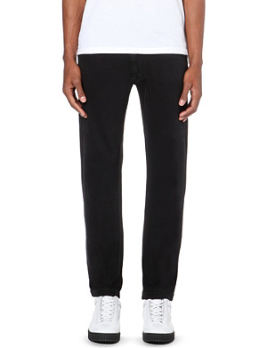 DIESEL P-narrot-a cotton-jersey jogging bottoms