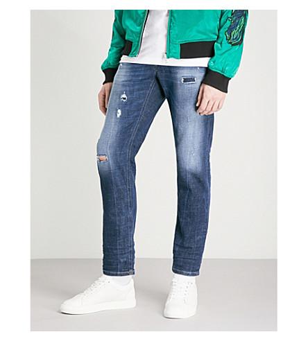 DIESEL Larkee-beex stretch denim jeans (Denim