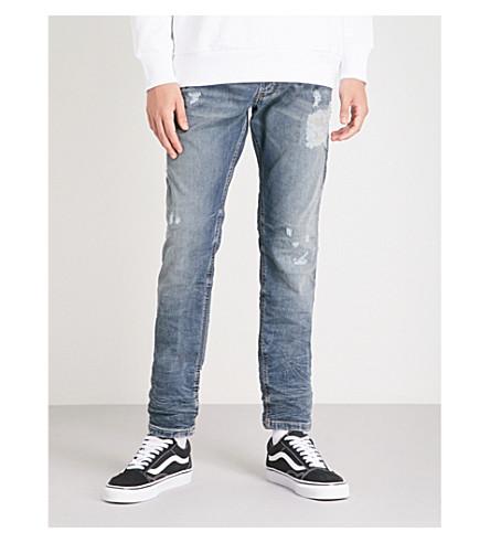 DIESEL Krooley slim-fit skinny jogg jeans (Indigo