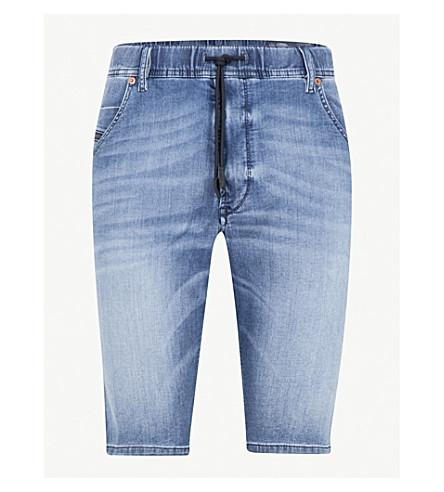 DIESEL Krooshort-ne stretch-denim shorts (Denim