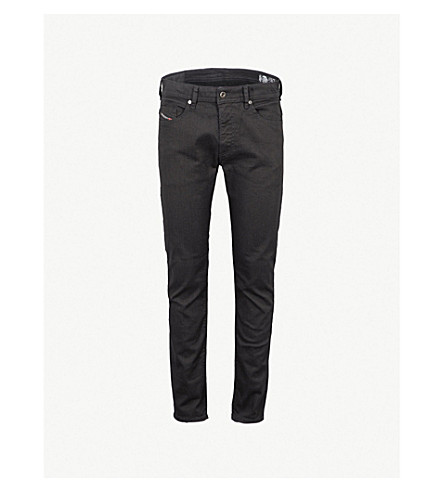 DIESEL Thommer slim-fit skinny jeans (Grey+black