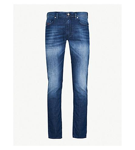 DIESEL Thommer 修身版型紧身牛仔裤 (牛仔布