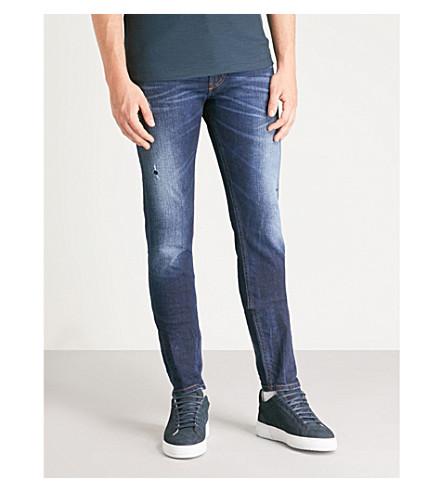 Indigo elásticos denim Thommer jeans DIESEL qxvR78w