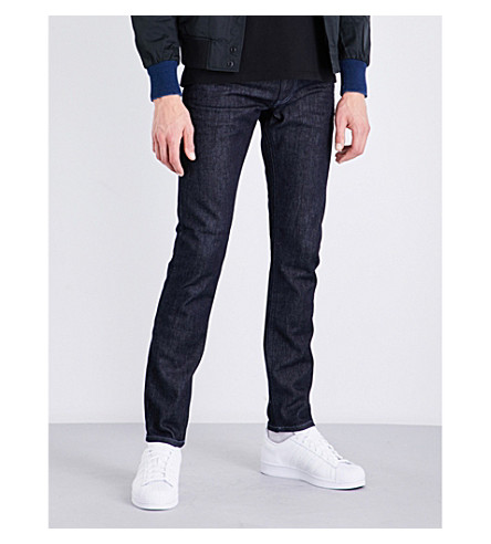 DIESEL Thommer slim-fit skinny jeans (Dark+wash+blue