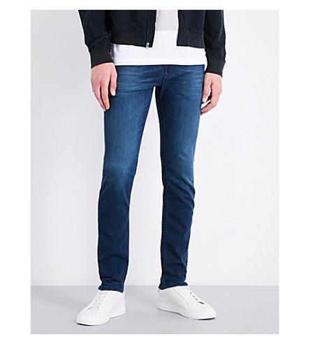 DIESEL Thommer slim-fit skinny jeans (Dark+wash+blue